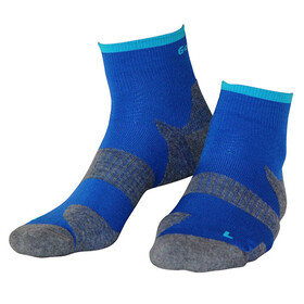 Gococo Technical Cushion Socks Electric Blue